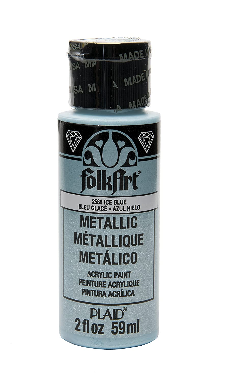 Folk Art Metallic Paints