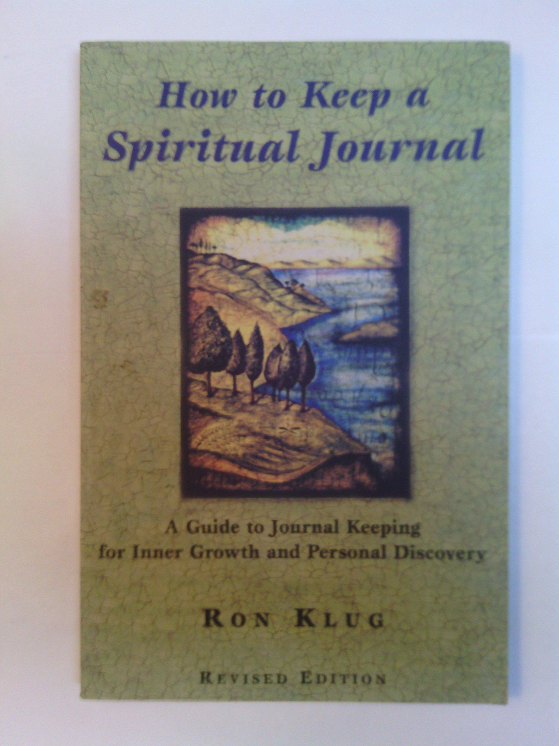 How to Keep a Spiritual Journal forecast