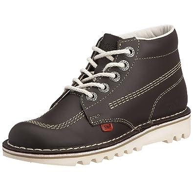 c78c680fc Kickers Women s Kick Hi Core Ankle Boots  Amazon.co.uk  Shoes   Bags