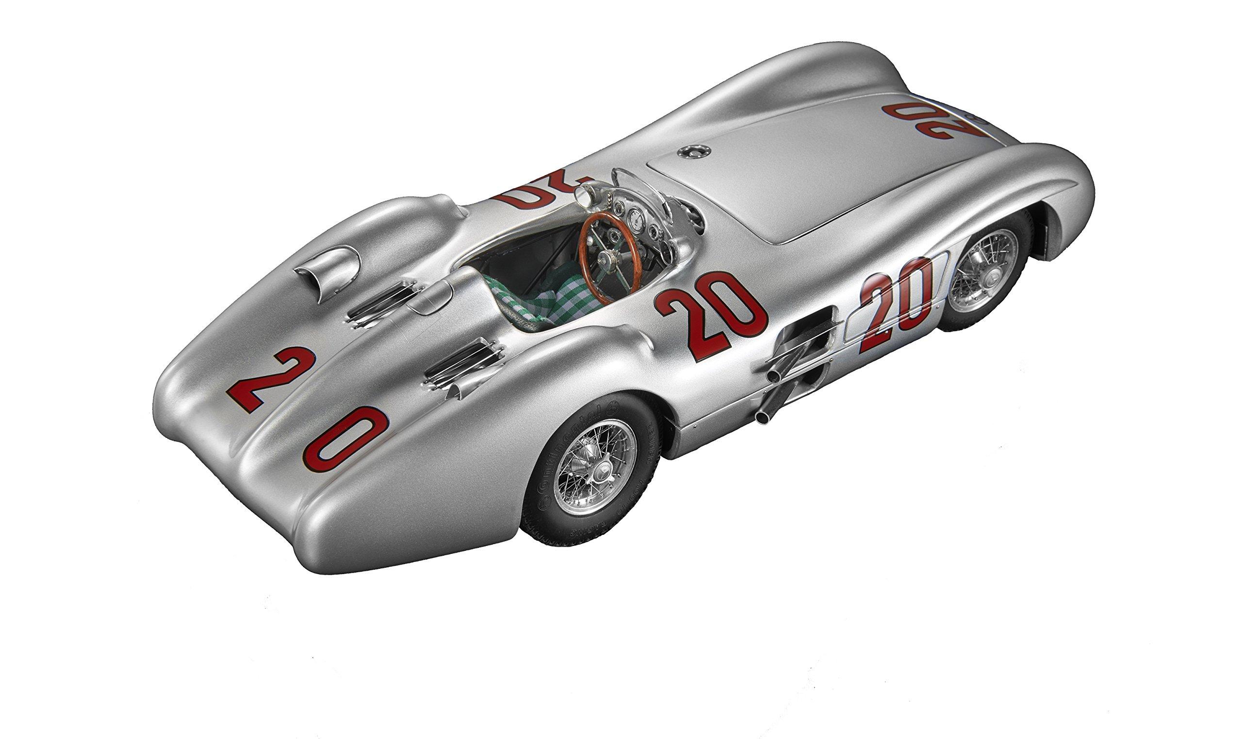 CMC-Classic Model Cars USA Mercedes-Benz W196R #20 Kling 1954 Reims GP Vehicle