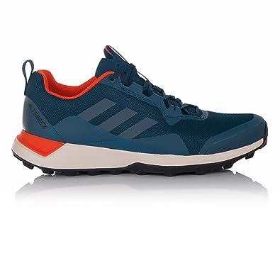 Adidas Terrex CMTK, Chaussures de Randonnée Basses Homme, Multicolore-Bleu  Blanc ( b045f8545b13