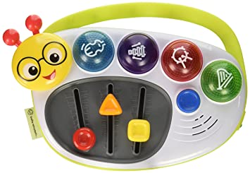 Baby Einstein Little Dj Musical Take Along Toy With Lights And Melo S Ages 12