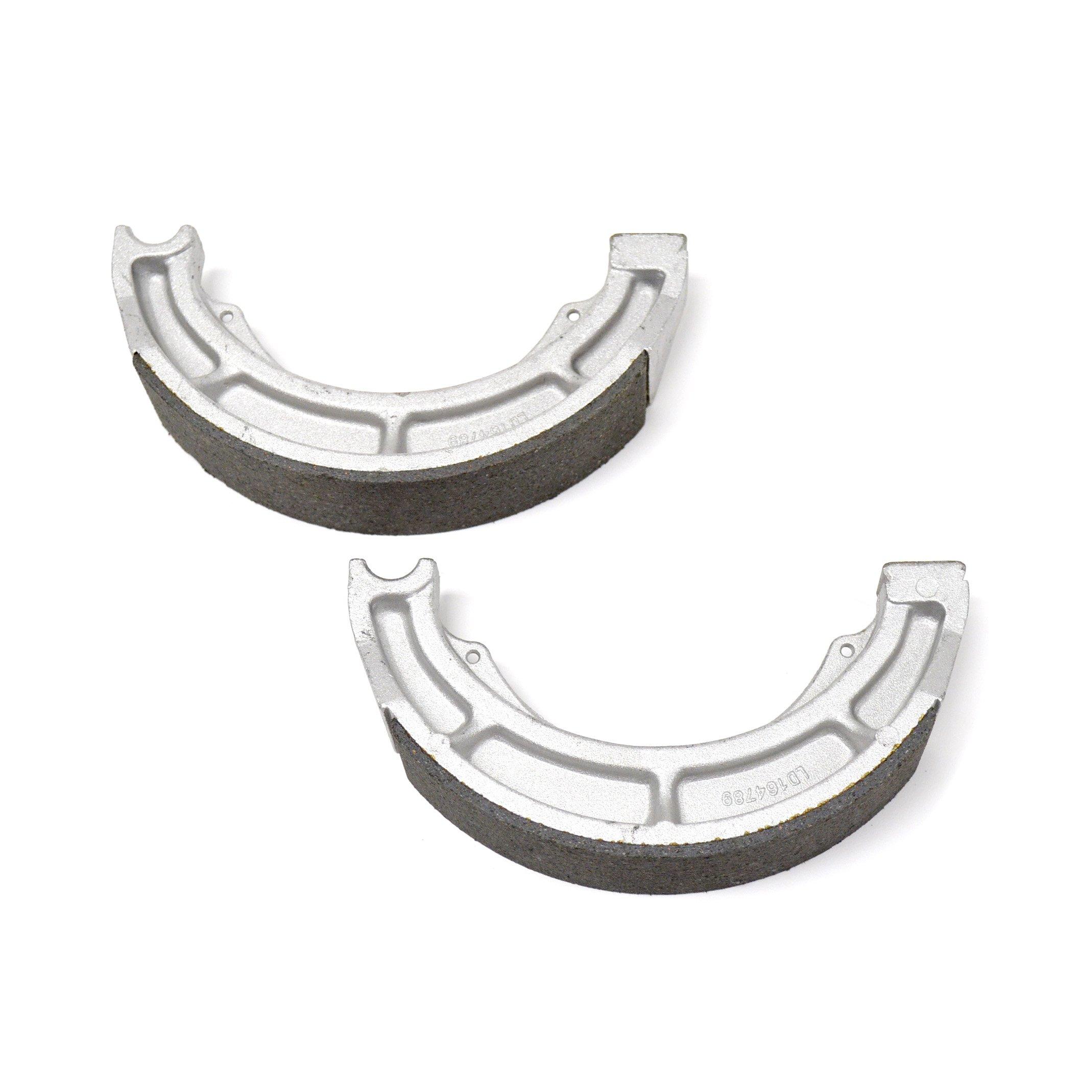 Suzuki VS 800 Intruder GLN/GLP/GLR/ 92-03 Rear Standard Brake Shoes by Niche Cycle Supply