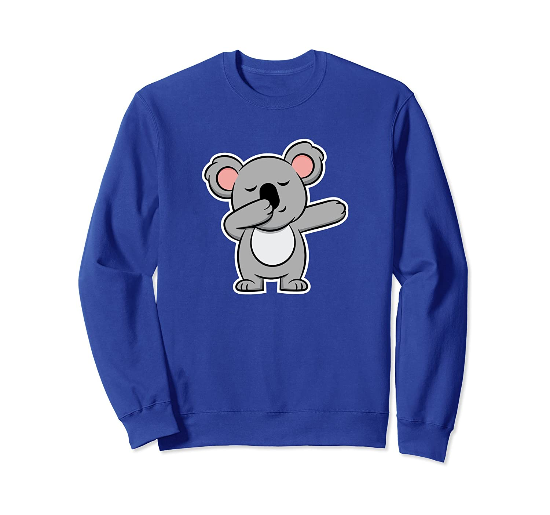 Koala Dabbing Shirts I HipHop Dab Dance Cats Kids Tee-alottee gift