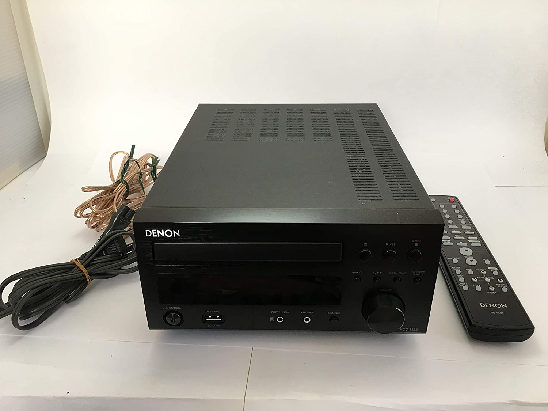 DENON CDレシーバー iPod対応 プレミアムシルバー RCD-M38-SP B003PRQK7C プレミアムシルバー