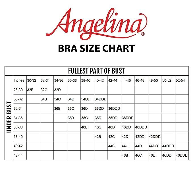 Angelina sujetador de algodón o Boxer - Multi color - : Amazon.es: Ropa y accesorios