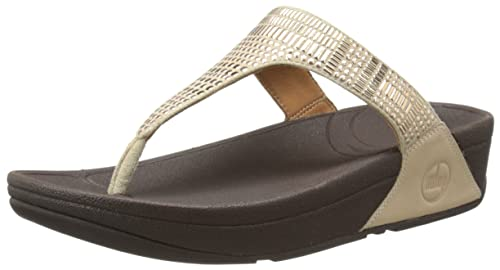 2c6f672a9beb9e Fitflop Women s Aztec Chada Flat Sandals  Amazon.co.uk  Shoes   Bags
