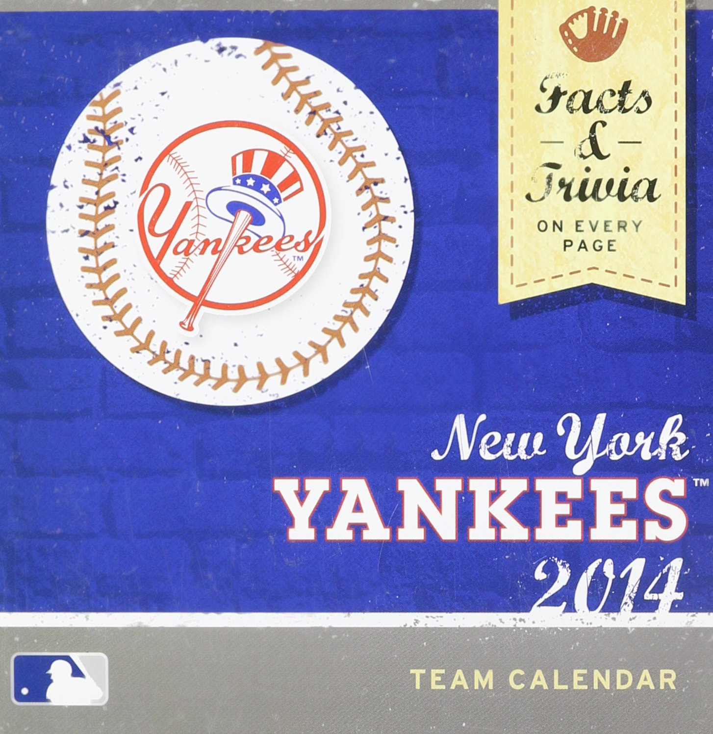 Read Online New York Yankees 2014 Team Calendar ebook