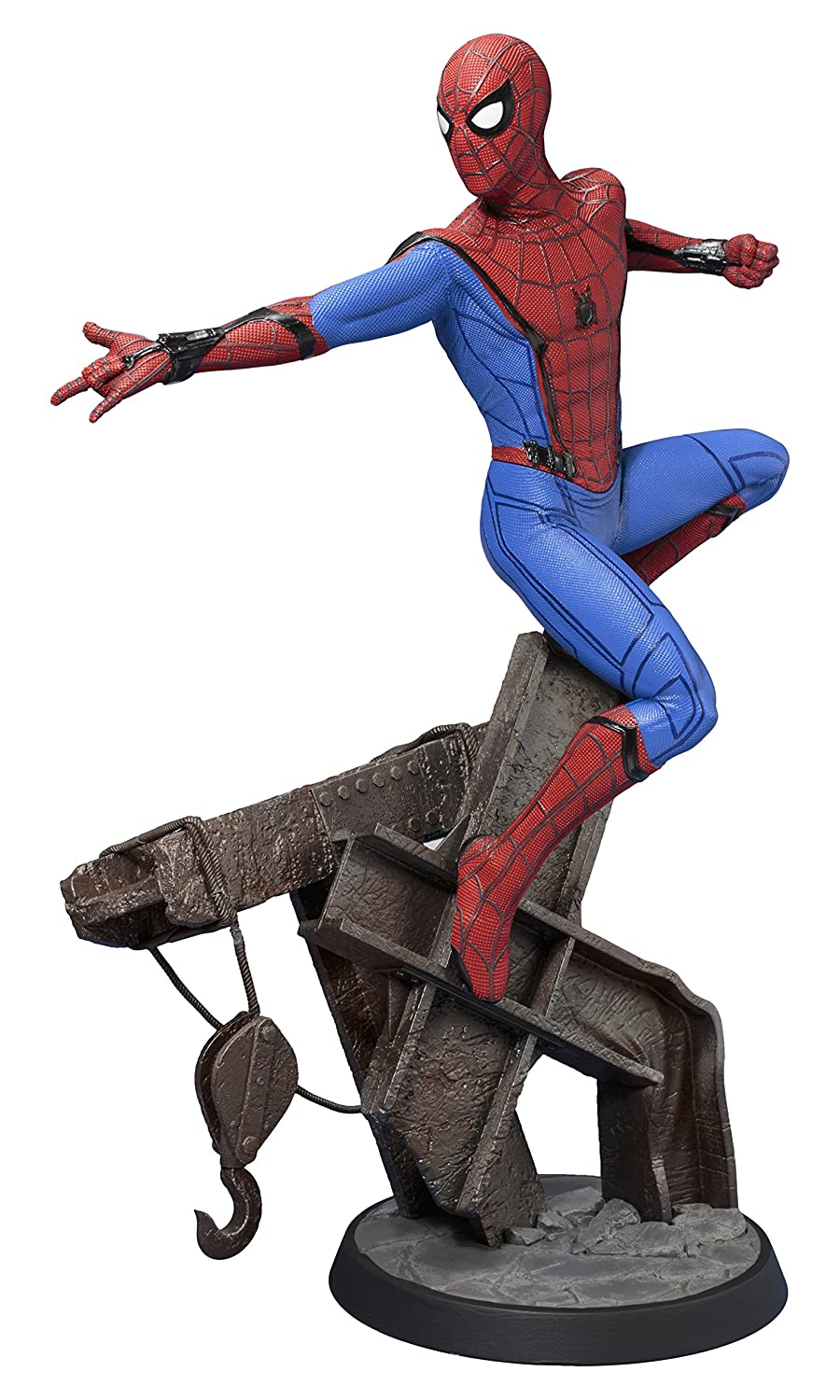 Kotobukiya Marvel Spider-Man: Homecoming Spider-Man ArtFx 1/6 Scale Estatua