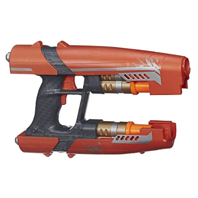 Marvel Guardians of The Galaxy Star-Lord Quad Blaster: Toys & Games