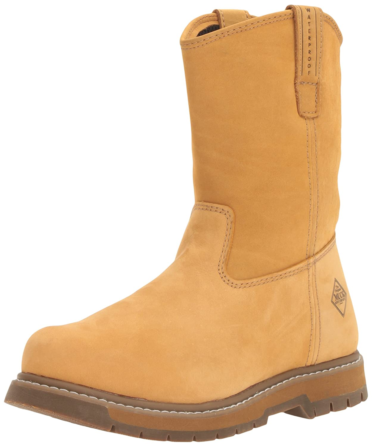 Muck Boot メンズ Wheat/Leather 7 D(M) US 7 D(M) USWheat/Leather B00OOHAA3W