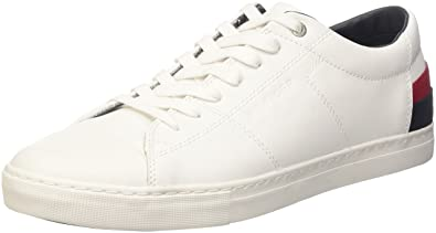 a14667eb7dfadf Tommy Hilfiger Herren J2285ay 7a1 Sneakers  Amazon.de  Schuhe ...