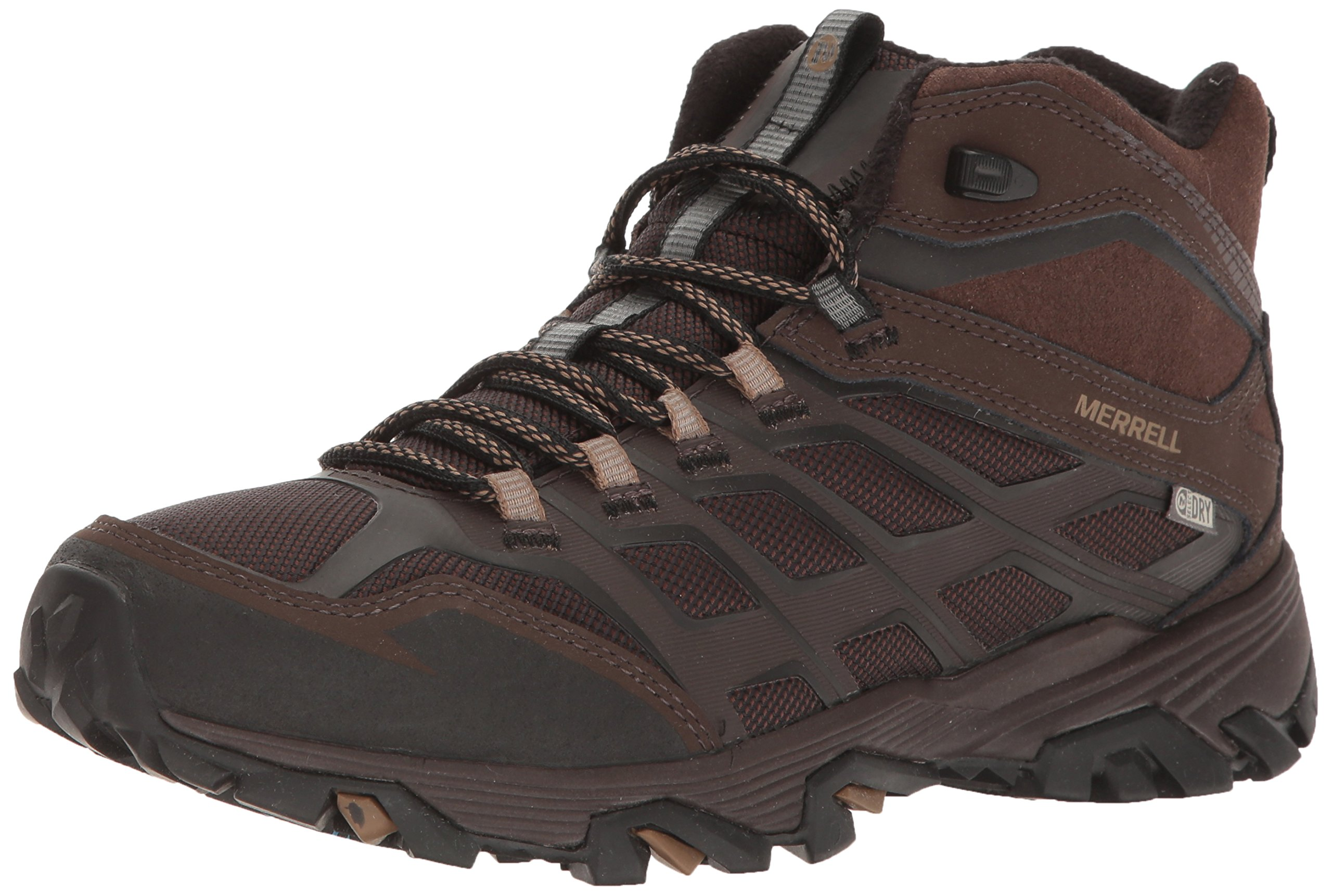 Merrell Men's Moab FST Ice + Thermo Winter Boot, Espresso, 10.5 M US by Merrell