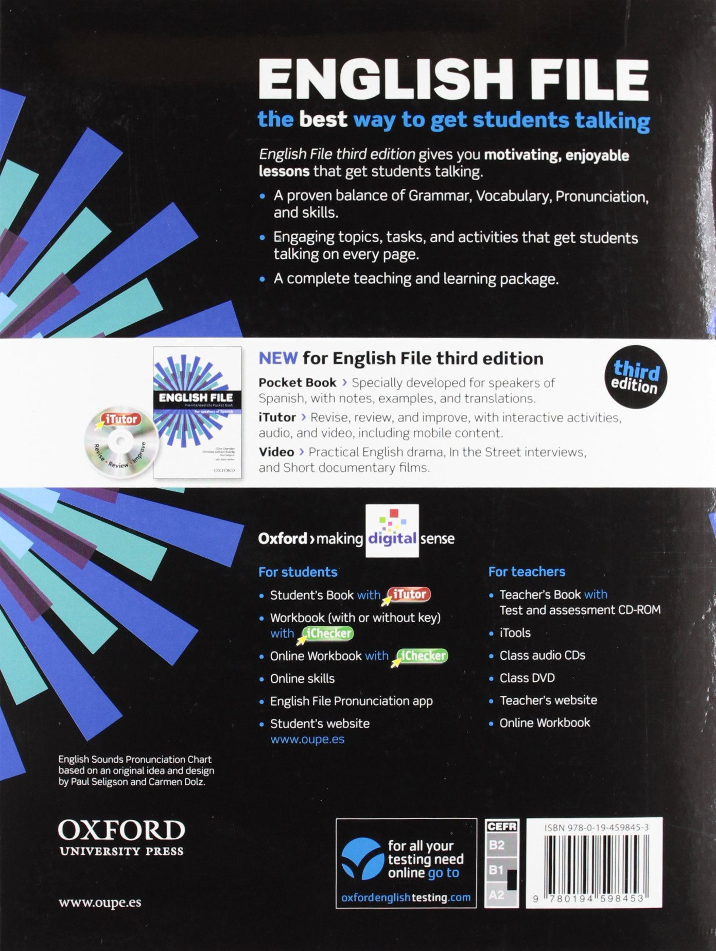 English file pre intermediate students book and workbook without english file pre intermediate students book and workbook without key pack 3rd edition english file third edition 9780194598927 amazon clive fandeluxe Images