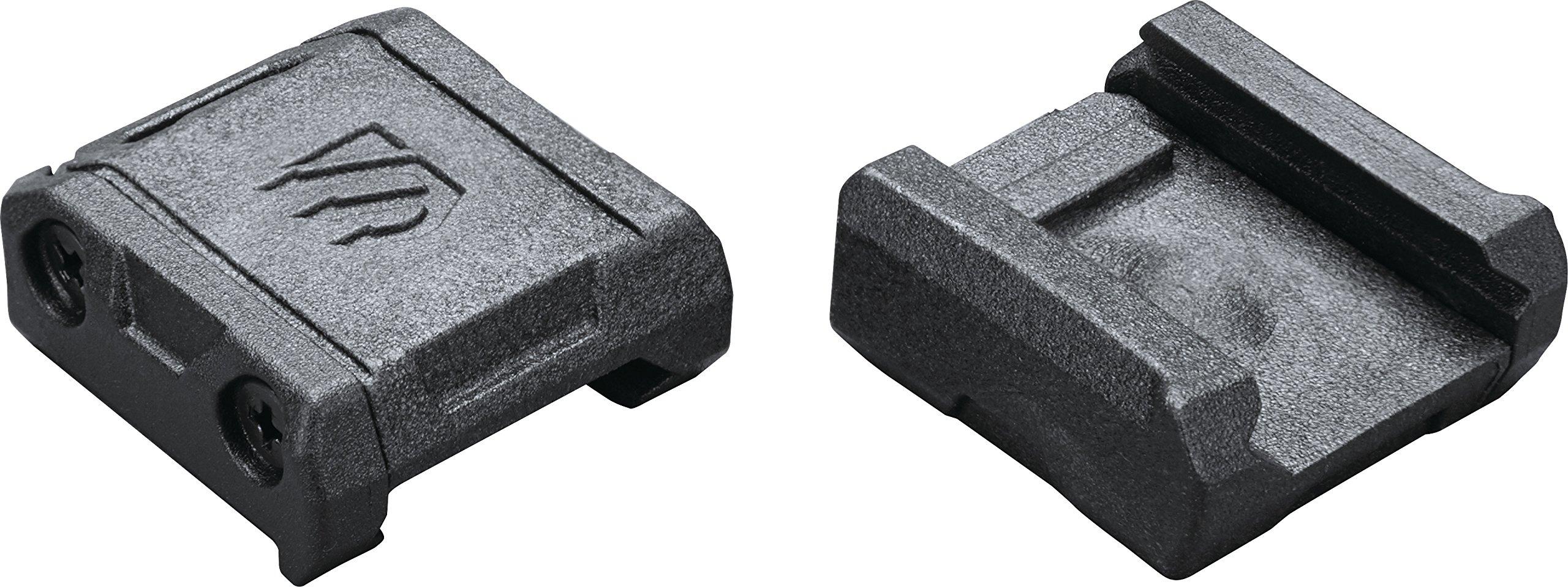 BLACKHAWK! Omnivore Rail Attachment Device Pistol Case, Black, One Size by BLACKHAWK! (Image #1)