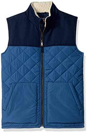 451ab0bfd Amazon.com  The Children s Place Boys Quilted Vest