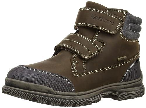Geox Gore Tex Boots Gr. 32 Echt Leder Schuhe Stiefel