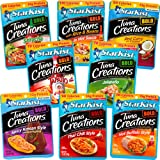 StarKist BOLD Tuna Creations Bundle Includes 8 Flavors-Hot Buffalo, Sriracha, Jalapeno, Tapatio, with Rice and Beans in Hot Sauce, Red Curry with Coconut, Thai Chili, Spicy Korean Style with Gochujang
