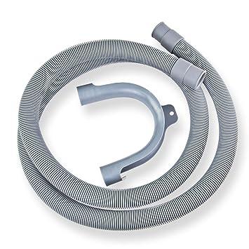 Ablaufschlauch Schlauch Spülmaschine 2,2 Meter gerade gerade 19 mm 22 mm