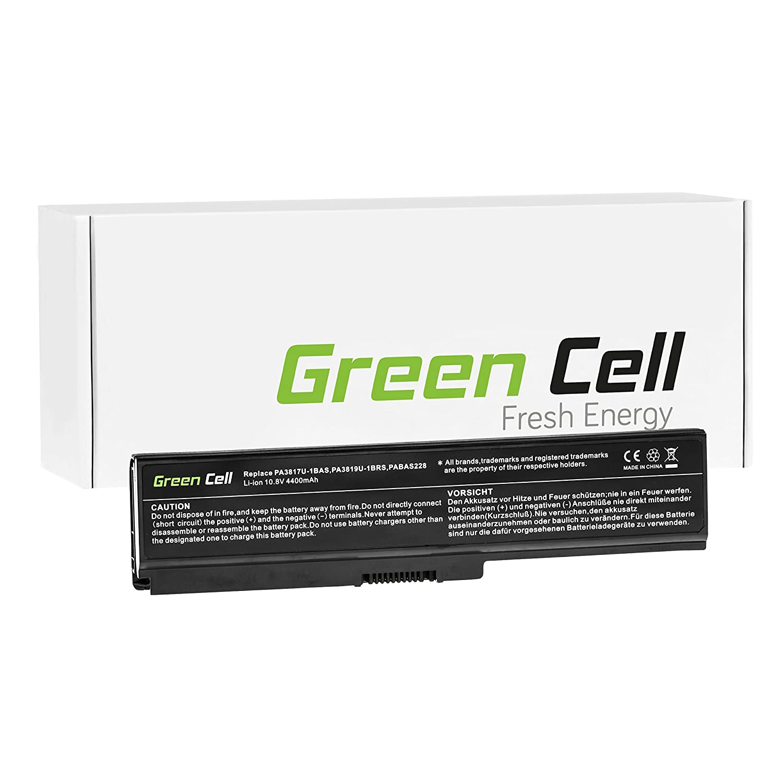 Green Cell® Standard Serie Batería para Toshiba Satellite ...