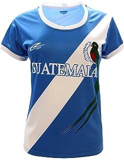 Amazon.com: Arza Sports Guatemala Mens Soccer Jersey: Clothing