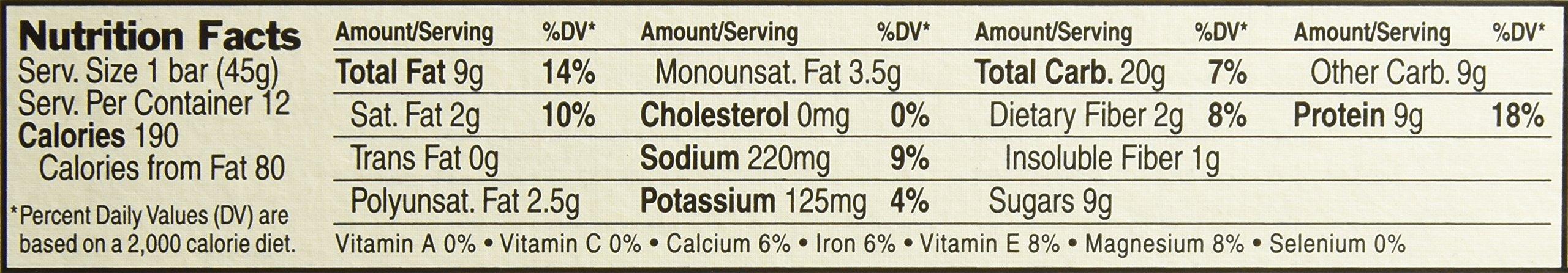 Clif Mojo Bar, Peanut Butter Pretzel, Net Wt. 19.08 Oz. 12 Count (Pack of 2) by Clif Bar (Image #2)