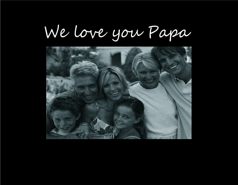 Amazon.com - Infusion Gifts 9020-SB We Love You Papa Photo Frame ...