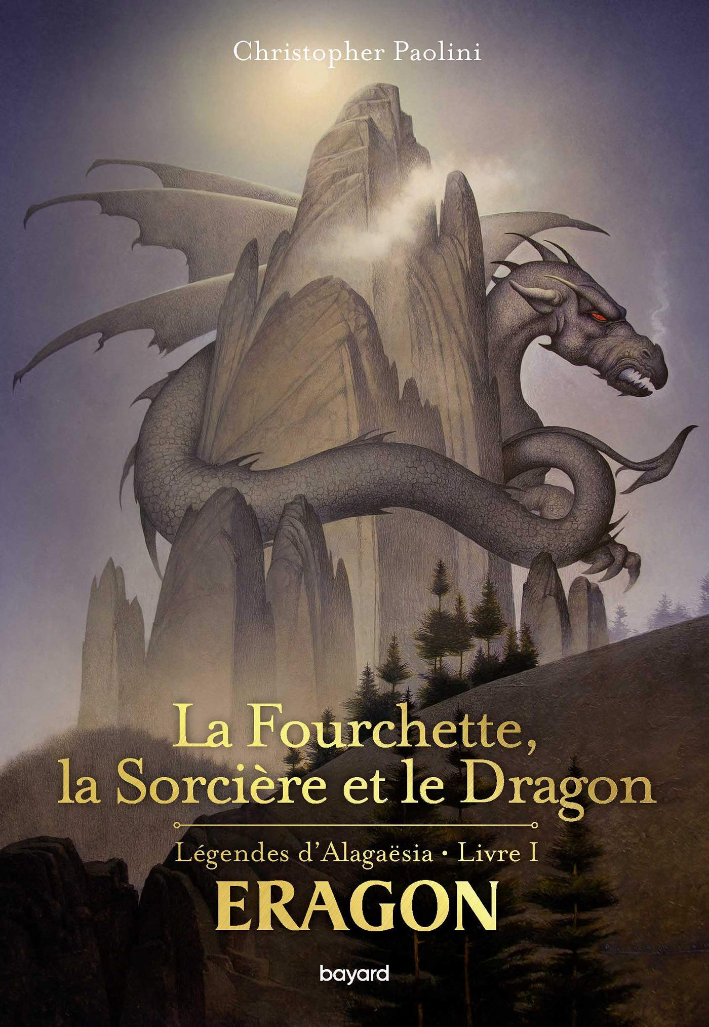 Image result for la fourchette la sorcière et le dragon