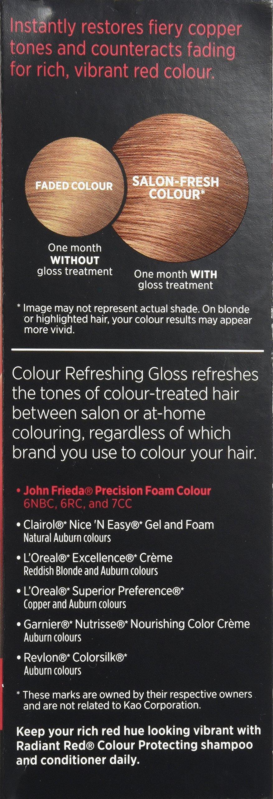 John Frieda Colour Refreshing Gloss, Warm Red, 6 Ounce by John Frieda PFC (Image #5)
