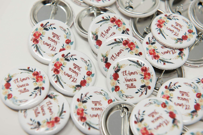 Amazon com: SEOUL KOREA - 200 Lapel Buttons Pins - Love