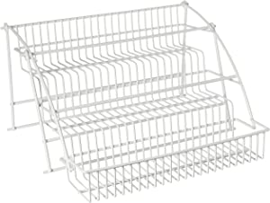 Rubbermaid Pull Down Spice Rack, White FG8020RDWHT