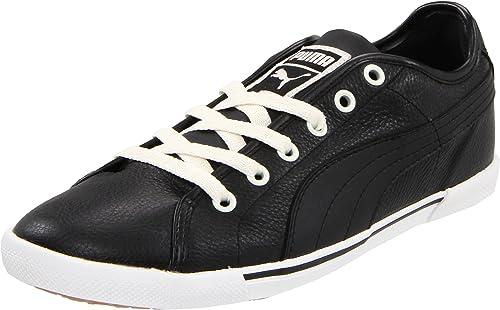 PUMA Men's Benecio Leather Sneaker