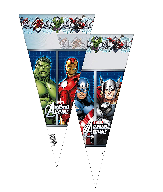 ALMACENESADAN 1050, Lote Fiesta y cumpleaños Avengers, Los ...