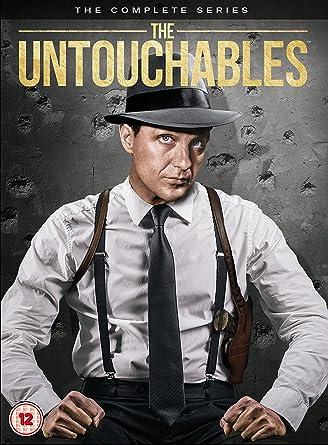 The Untouchables - The Complete Series [DVD]: Amazon co uk: Robert