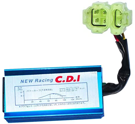 Amazon com: Racing CDI (AC) for GY6, 150cc Engine: Automotive