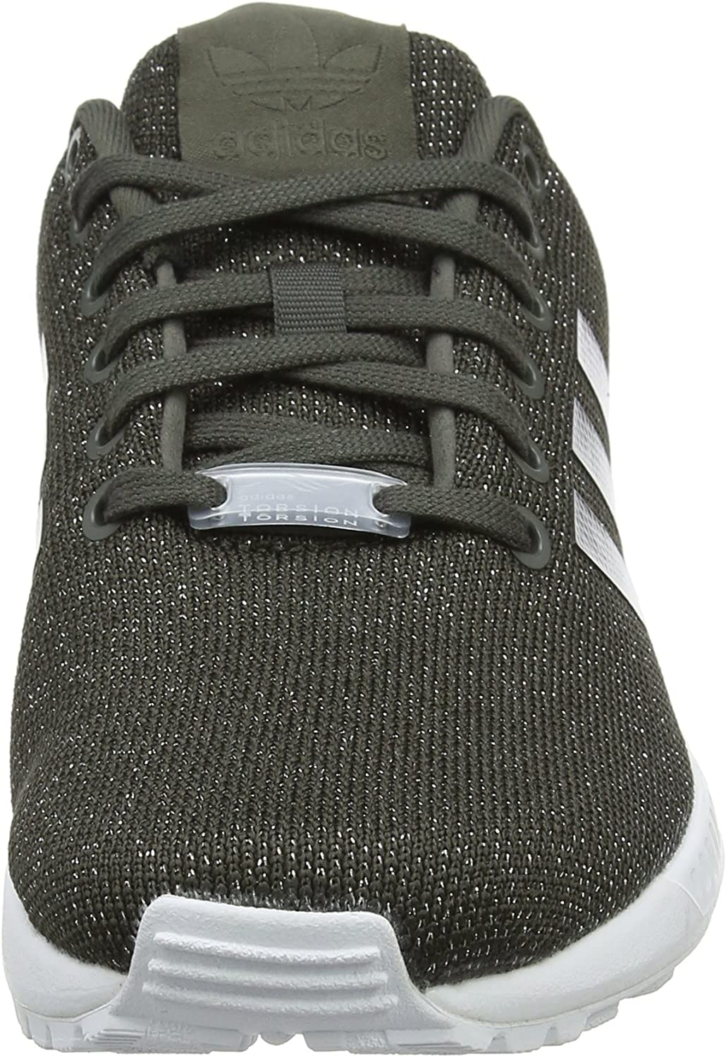 adidas ZX Flux W, Chaussures Femme Multicolore Utility Grey