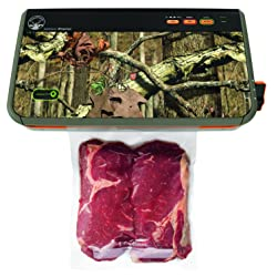 Food Saver Game Saver Wingman GM2150 Food Preservation System