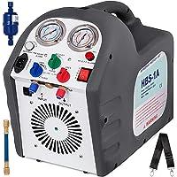 Mophorn Recovery HVAC Machine 115V Recovery Machine 60HZ Portable Refrigerant Recovery Machine