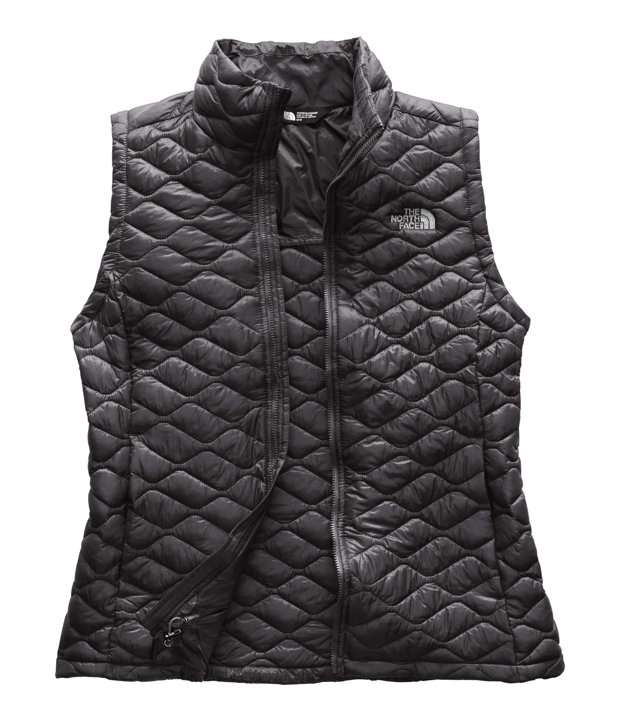 The North Face Women's Thermoball Vest - Asphalt Grey - M by The North Face