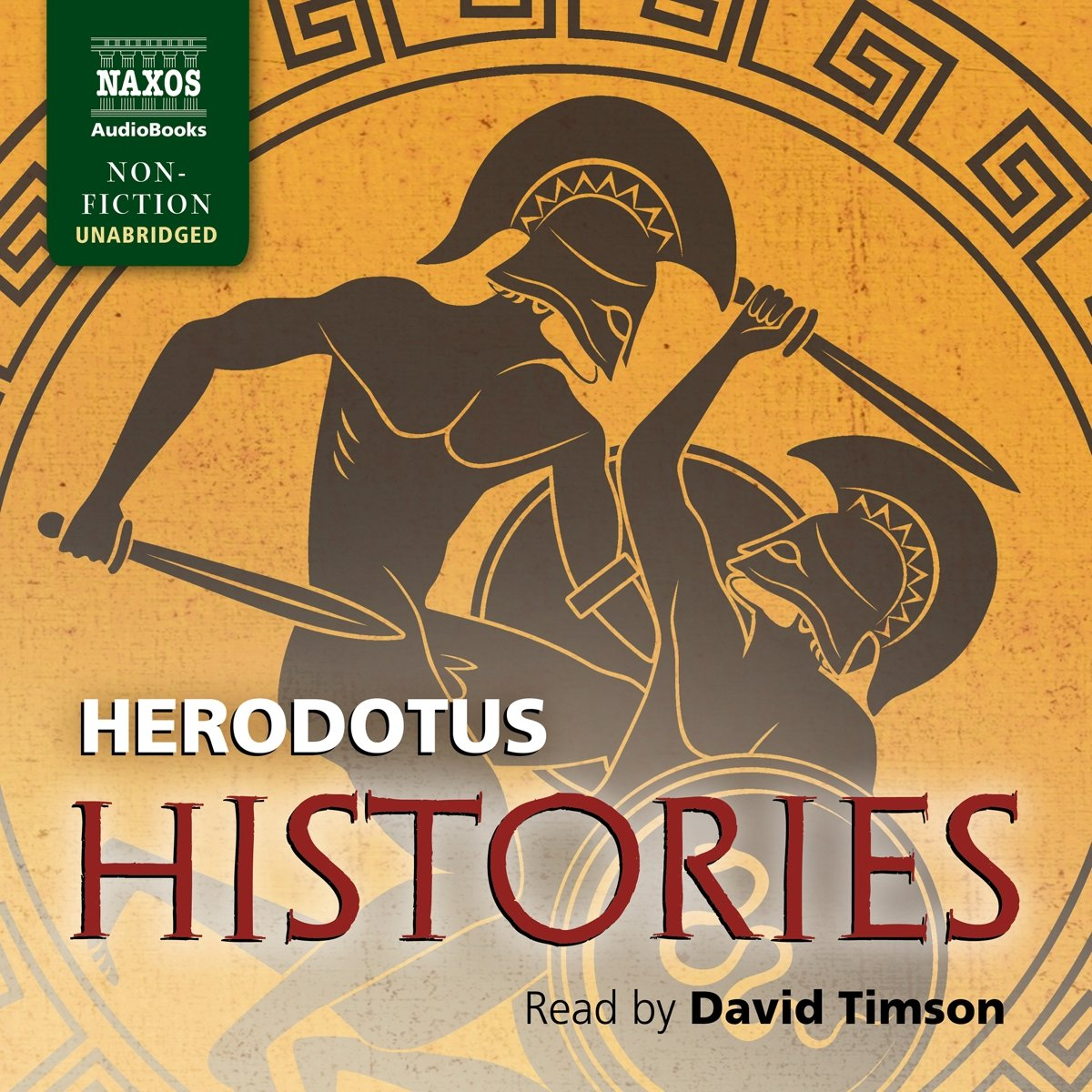 Histories by Naxos AudioBooks