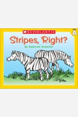 Little Leveled Readers: Stripes, Right? (Level A) (Little Leveled Readers: Level a) Kindle Edition
