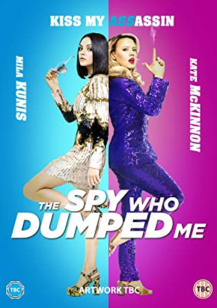 The Spy Who Dumped 2018 1080p WEB DD5 H264 FGT Torrent İndir