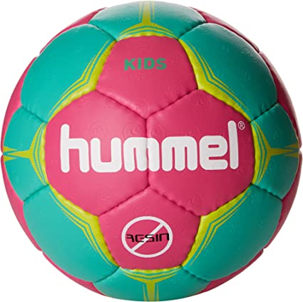 Hummel niños Balonmano, Color Mint/Magenta, tamaño 1: Amazon.es ...
