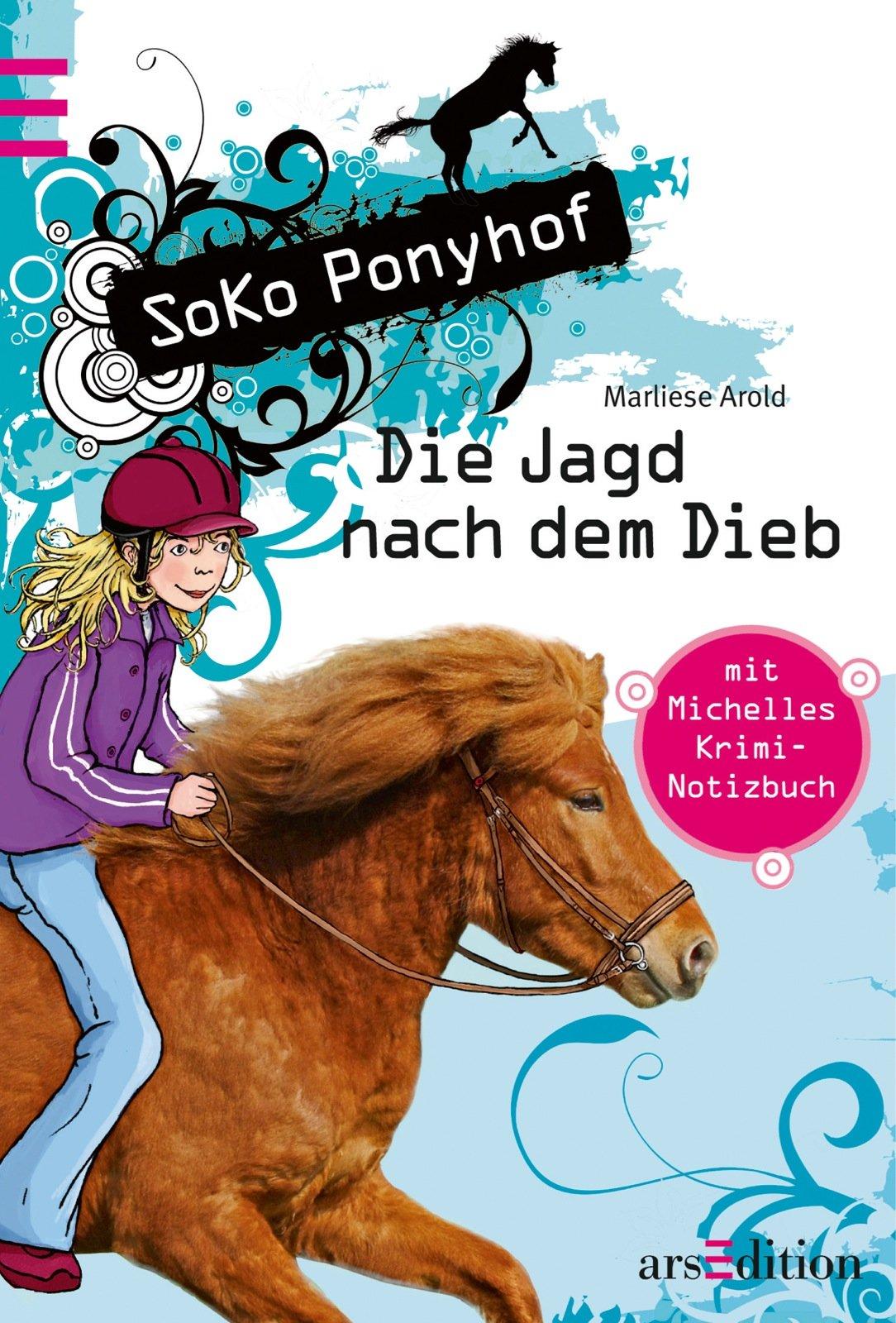 SOKO Ponyhof - Jagd nach dem Dieb
