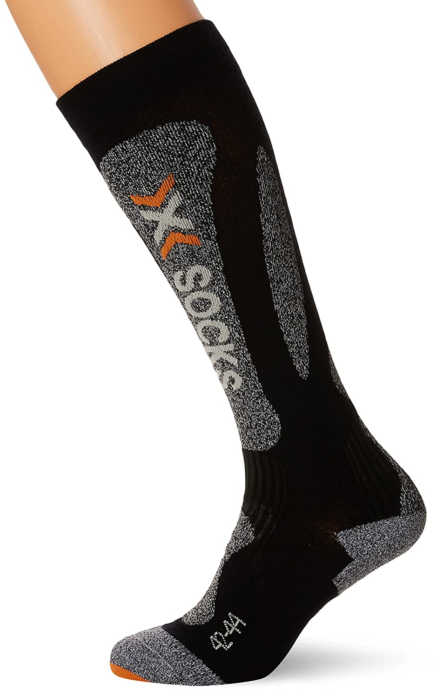 X-Socks Funktionssocken Ski Carving Silver