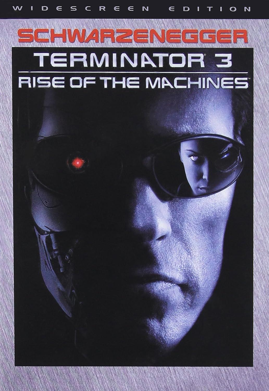Terminator 3: Rise of the Machines Reino Unido DVD: Amazon.es ...
