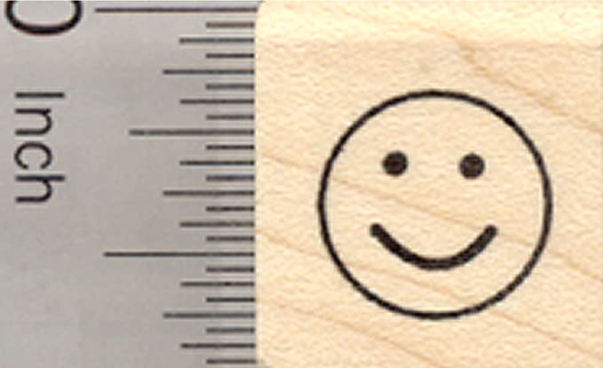 Planner Stamp 16mm Emoji Stamp Cry Faces Rubber Stamp Cute Cry Faces Stamp S1217 20mm  Mini Stamps