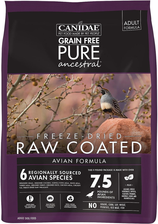 Canidae Grain Free Dry Dog Food, Quail, Chicken, & Turkey