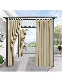 Amazon.com: Outdoor Curtains: Patio, Lawn & Garden