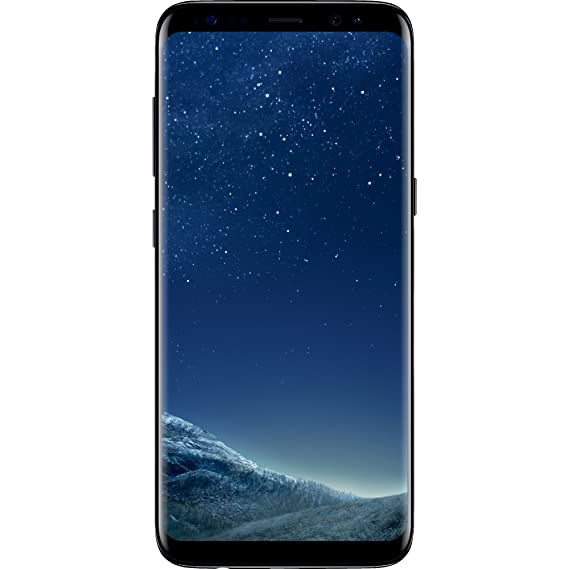 ffb837548c4 Image Unavailable. Image not available for. Color: Total Wireless Samsung  Galaxy S8 4G LTE Prepaid Smartphone